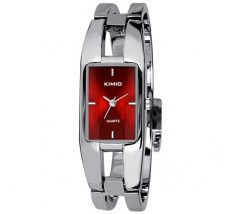 Kimio Perle Red Dial