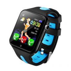 Gyerek okosóra GPS funkcióval - 1.5 inch érintő képernyő GPS LBS helymeghatározós hívás indítás kamera cseppálló okosóra telefon fiú lány
