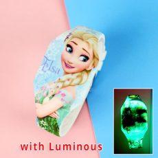 Elsa - hercegnős világitós gyerekóra szilikonszíjjal * Puppet tárcával