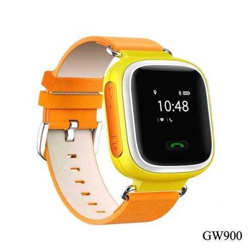 Gyerek okosóra GPS funkcióval - Narancs GW900 d7fbc675b4