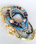 Grace karóra Blue - karkötőkkel - női karóra