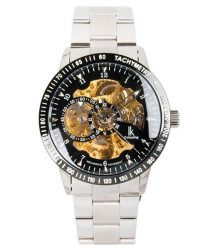 IK Skeleton Business Black & Gold