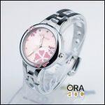 Kimio Joie karóra - Pink _ Női, elegáns, mechanikus karóra