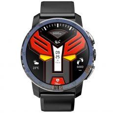 "KOSPET Optimus Pro 4G Okos Óra 3GB 32GB GPS Pulzusmérő Android 800mAh Battery 1.39"" 8.0MP Kamera WiFi Férfi Óra"