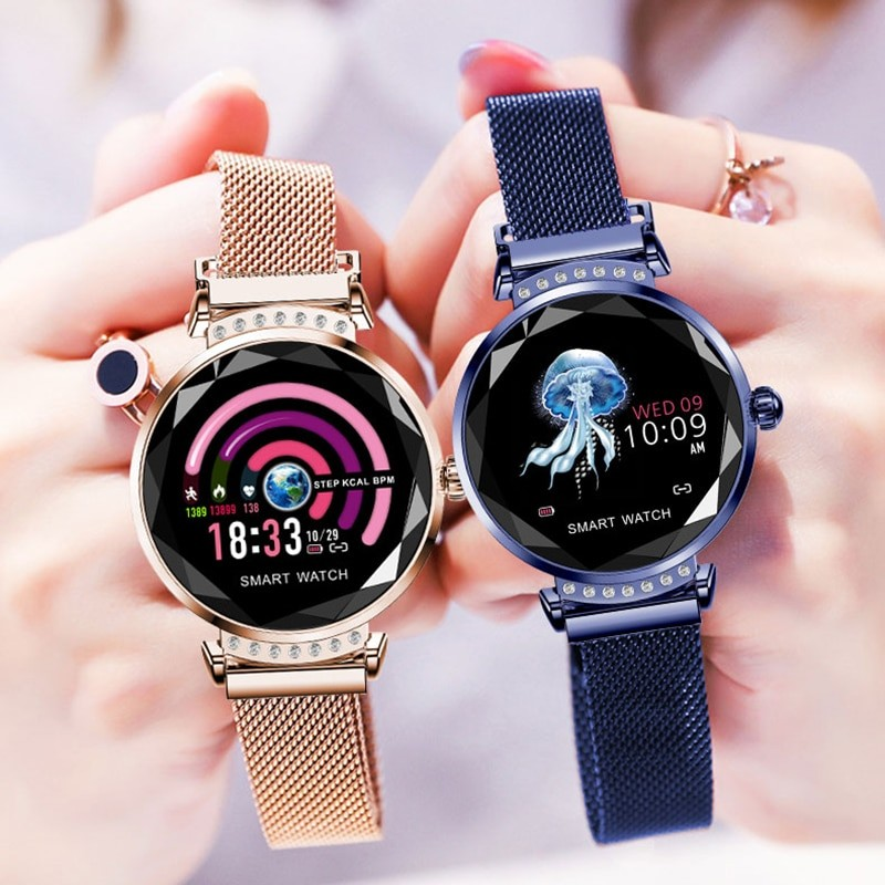 MissBright H2 női okosóra MissBright H2 woman smartwatch