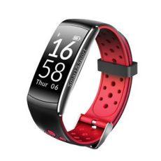 Lemfo Q8 vízálló okos karkötő, Bluetooth 4.0, 0,96ˇkijelző, szívritmus figyelés