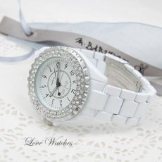 Sinobi Cosmopolitan White Crystal 30mm