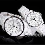 Sinobi Cosmopolitan White 40 mm_Modern, divatos, unisex karóra
