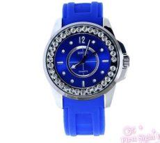 Sinobi New Collection Blue _ Kristályos, divatos női karóra