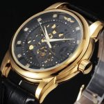Winner Skeleton Imperial Gold Black