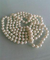 Luloah gyöngysor   *154 cm hosszú