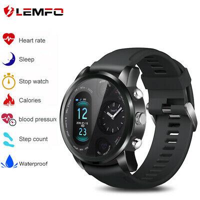 Lemfo T3 Pro férfi okos óra teszt